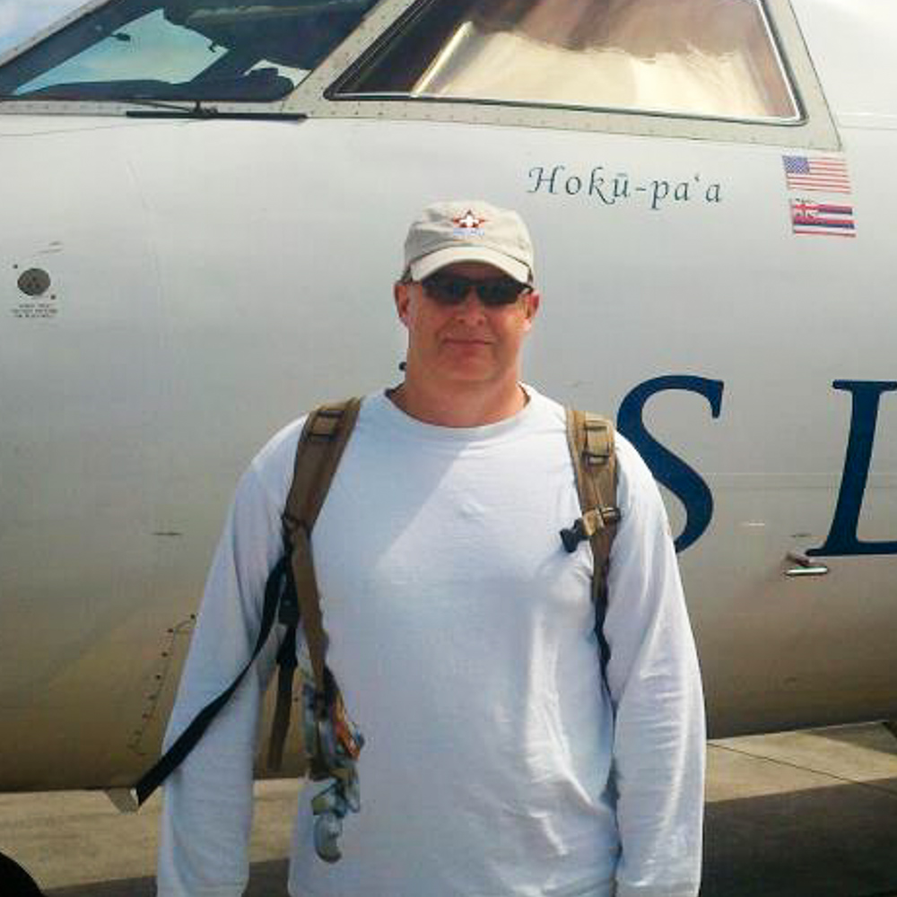 Jon Popp, Instructor at THE SITE